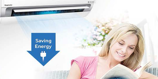 Energy Saving Samsung Airco