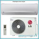 LG inverter deluxe 9000 BTU
