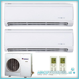 GREE GWHD 18 NK-3FO Duo split inverter