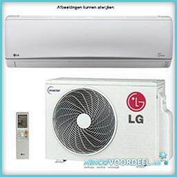 LG inverter deluxe 24000 BTU