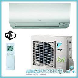 Daikin Perfera Wi-Fi FTXM71N-RXM71N