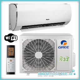 GREE INVERTER GWH12CCA Fairy Design