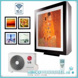 LG Artcool Gallery A12FR