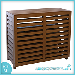 Metosi © Airco Cover Compuesto medium Teak