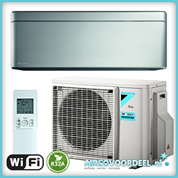 Daikin Stylish FTXA25AS-RXA25A