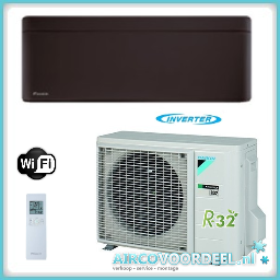 Daikin Stylish FTXA35BB-RXA35A