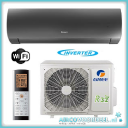 GREE INVERTER GWH24ACE Fairy Design Black