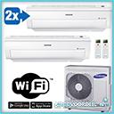 Samsung Split unit airco met WiFi A3050-AR5000W-09 DUO