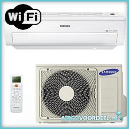 Samsung Split unit airco met WiFi A3050-AR5000W-12