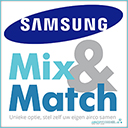Samsung Mix & Match