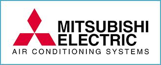 Mitsubishi airco's